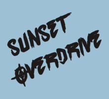 SUNSET OVERDRIVE by Julian Graham