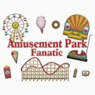Amusement Park Fanatic by FireFoxxy