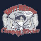 Happy Heichou Cleaning Service by belligerent
