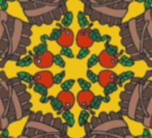 Basket of Apples c1 Sticker