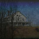 Midnight House on the Hill by Susan  Kimball