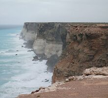 Great Australian Bight in Winter by InHisOwnWrite