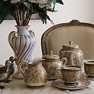 Tea Time by Christina Backus
