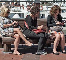 Socialise with social media by awefaul