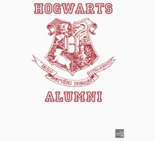 Hogwarts Alumni by Great Scott Inc.