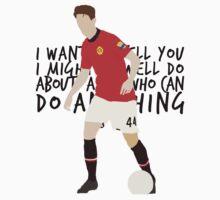 Adnan Januzaj (Manchester United) by tookthat