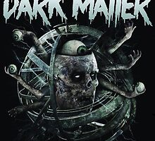dark matter album cover logo by creepycrawler