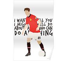 Adnan Januzaj (Manchester United) Poster