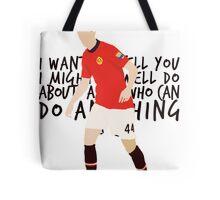 Adnan Januzaj (Manchester United) Tote Bag