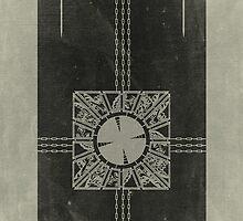Jesus Wept - Hellraiser Poster by edwardjmoran