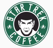 Star Trek Spock coffee by nofixedaddress