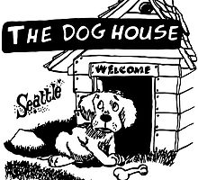 Retro Seattle – Dog House Restaurant  by seattle