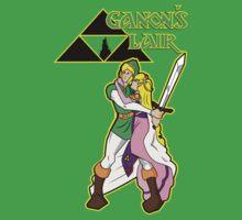 Ganon's Lair by slugamo