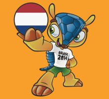 World cup mascot by JackLopez