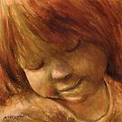 Little Angel by Michael Beckett