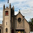 St, James Anglican Church - Orbost by DavidsArt