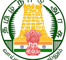 Seal of Indian State of Tamil Nadu  by abbeyz71