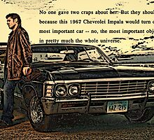 Chevy '67 Impala by SamOliver