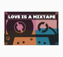 Love Is A Mixtape by retrorebirth
