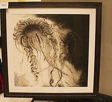 Vigilant Medusa by electriclstorm