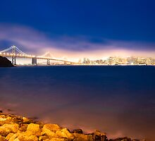 Lights of San Francisco  by Earthquake