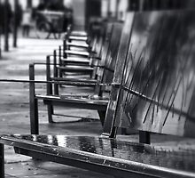 Benched by Leanne Stewart