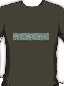 cups and rings GREEN T-Shirt