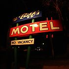 Li'l Biff's Motel by Kent Nickell