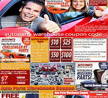 Auto Parts Warehouse Coupons by autoparts