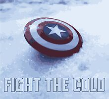 FIGHT THE COLD by AndrewSaada