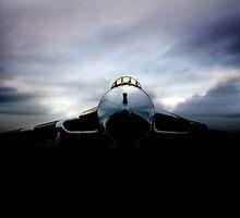 Vulcan Waiting by J Biggadike