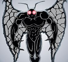Mothman by Luke Kegley