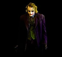 Joker by ZowieB