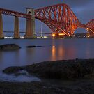 Forth Bridge (1) by Karl Williams