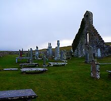 Old Church (1600's) Northern Scotland by thornerfhammer