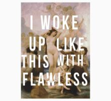 THE FLAWLESS BIRTH OF VENUS by OUT-SIDER
