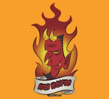 Beelzebub Six: Herb Heckfire by barrileart