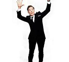 Benedict Cumberbatch by MilaHidd