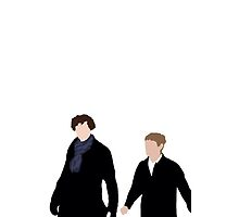 Sherlock and John by p-vlah1