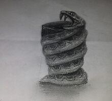 Prisoner's poison cup by drawbymun