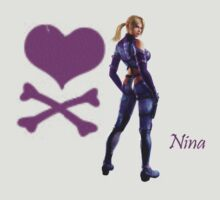 Nina Williams by Runehise