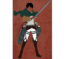Eren Yeager Photographic Print