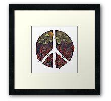 Peaceful Landscape Framed Print