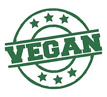 Vegan stamp by Style-O-Mat
