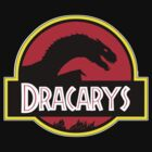 Jurassic Dracarys by sugarpoultry