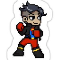 young justice Sticker