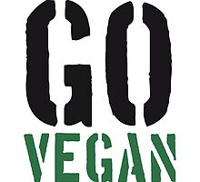 Go Vegan by Style-O-Mat