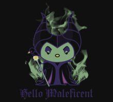 Hello Maleficent by Todd Robinson