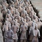 The Terracotta Warriors, Xian China. by candysfamily