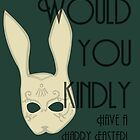 Would you kindly.... by alexisalion